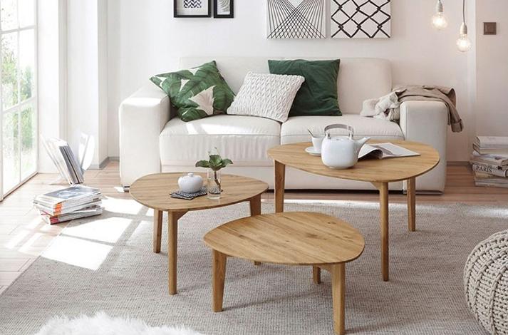 Table basse et meubles de séjour à Atlas Pontarlier